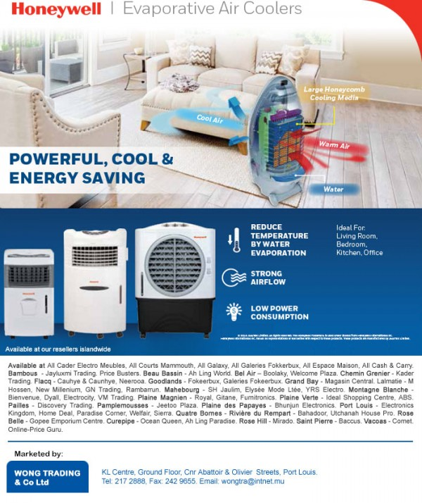 Honeywell | Evaporative Air Coolers